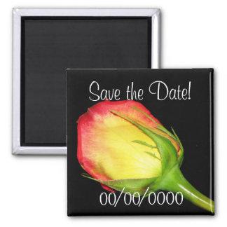 Salvar a data! ímã quadrado
