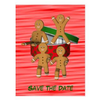 Salvar o cartão do feriado dos homens de