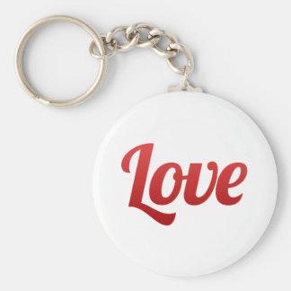 Salvar o casamento vermelho do amor da data chaveiro