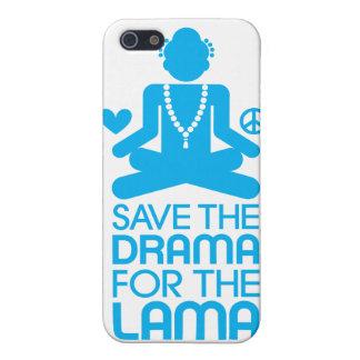 Salvar o drama para a Lama - capas de iphone Capas iPhone 5