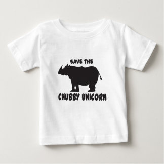 Salvar o unicórnio carnudo t-shirts