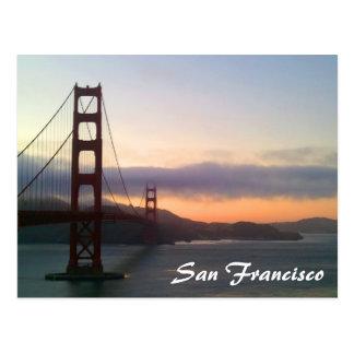 San Francisco Cartão Postal