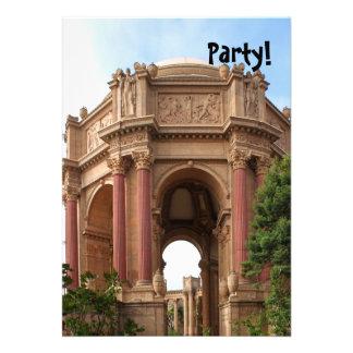 San Francisco Convites Personalizados