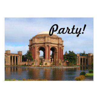 San Francisco Convite Personalizado