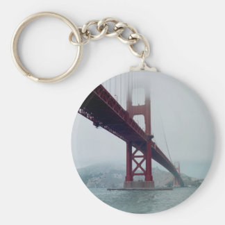 San Francisco golden gate bridge - cartão Chaveiros