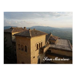 San Marino Cartão Postal