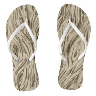 sandálias de madeira dos chinelos das pranchas do
