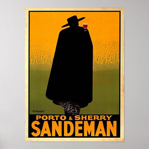 Sandman - 1920 posteres