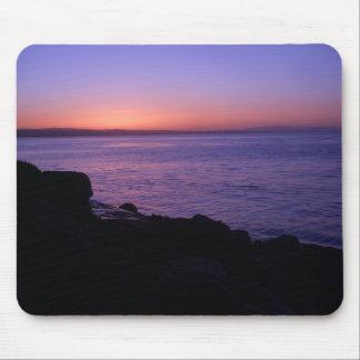 Santa Cruz, nascer do sol do CA Mouse Pad