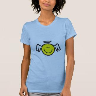 santo do smiley tshirt
