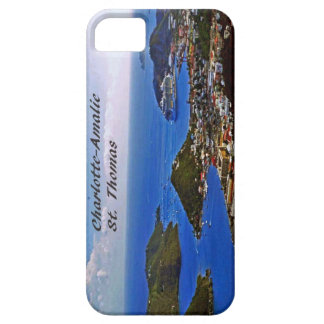 Santo Thomas de Charlotte-Amalie Capa Barely There Para iPhone 5