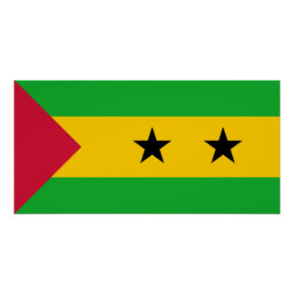 Sao Tome and Principe Pôster