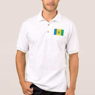 São Vicente e Granadinas Camisa Polo