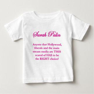 Sarah Palin - liberais de Hollywood & o MSM Camiseta