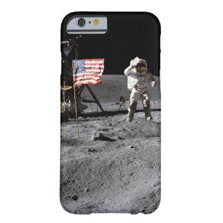 Saudação de Apollo 16 Capa Barely There Para iPhone 6