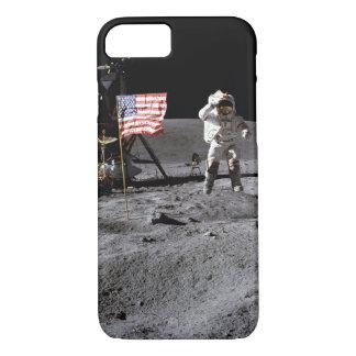 Saudação de Apollo 16 Capa iPhone 7