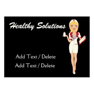 Saúde/médico - SRF Cartão De Visita Grande