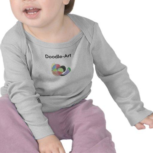 scan0005, Doodle-Arte Tshirt