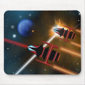 Scifi Mousepad de Starfighter