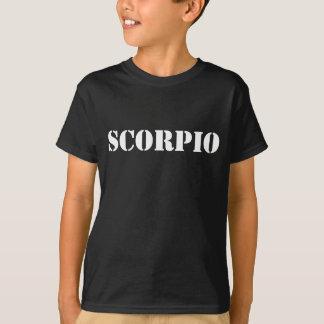 scorpio tshirt