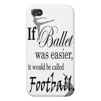 Se o balé era capa de iphone 4 iPhone 4 capas