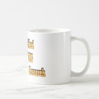 Se os homens gostaram de comprar, chamá-lo-iam caneca de café