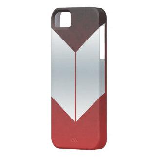 SE vermelho do iPhone + caso do iPhone 5/5S Capa Para iPhone 5