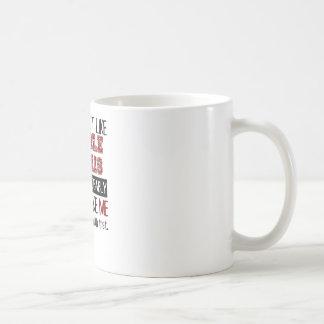 Se você não gosta do tênis da pá legal caneca de café