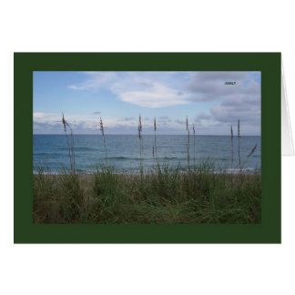 Seascape 01 do cartão