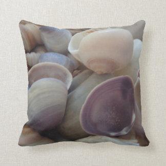 Seashells travesseiro, oceano de Shell do mar da Almofada