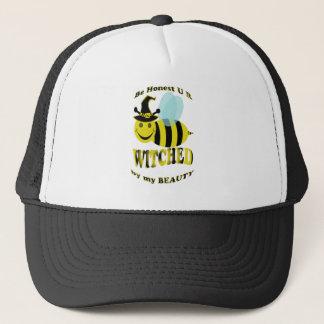 seja abelha honesta de u r witched por minha boné