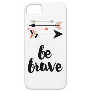 Seja caixa brava do telemóvel capas para iPhone 5