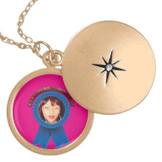 Seja estilos lindos por Mimmie Colar Medalhão