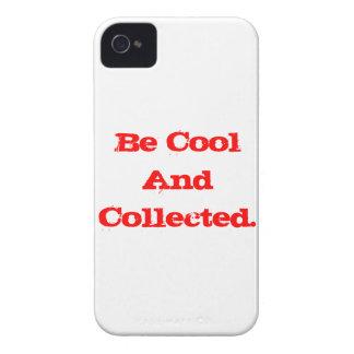 Seja legal e recolhido capa para iPhone