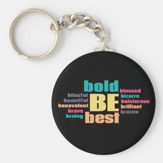 Seja seu melhor chaveiro inspirado