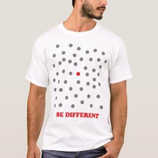 Seja Tshirt diferente