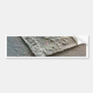 Selado -- Selo antigo dos fabricantes do metal Adesivo Para Carro