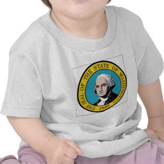 Selo do estado de Washington Tshirts