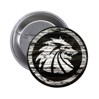 Selo do homem-lobo - botão sobrenatural bóton redondo 5.08cm