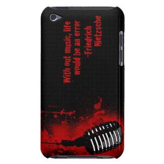 sem a vida da música uma capa de ipod das citações capas iPod touch