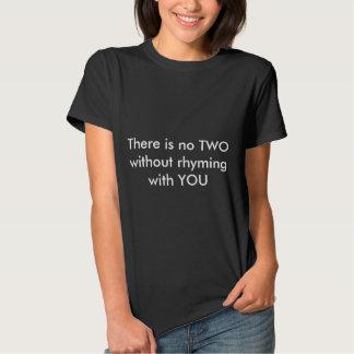 sem você t-shirt