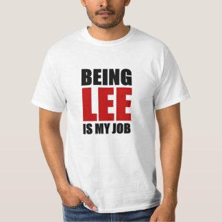 Sendo Lee T-shirt