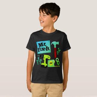 Senhor Fixação T-shirts