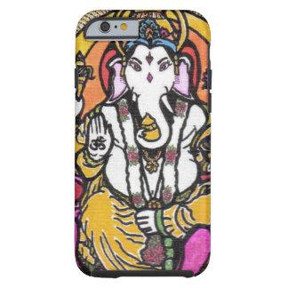Senhor Ganesha Capa Tough Para iPhone 6