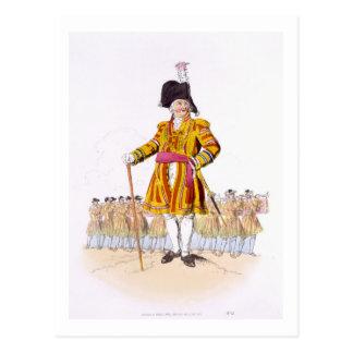 """Senhor Mayor, do """"traje de Grâ Bretanha"""", publi Cartão Postal"""