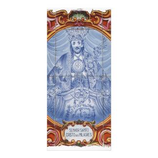 Senhor Santo Cristo 10.16 X 22.86cm Panfleto