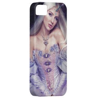 Senhora Amalthea Capa Barely There Para iPhone 5