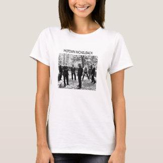 Senhora Camisa de Motown Nickelback