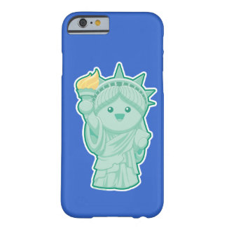 Senhora Liberdade Capa Barely There Para iPhone 6
