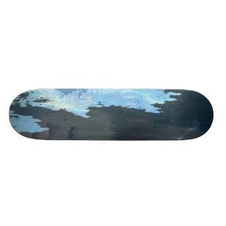 Senhora no céu shape de skate 18,7cm